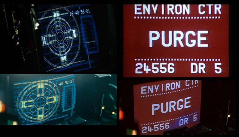 Blade Runner e Alien a confronto