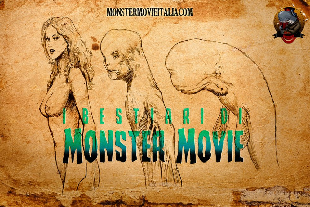 Cover I Bestiari di Monster Movie