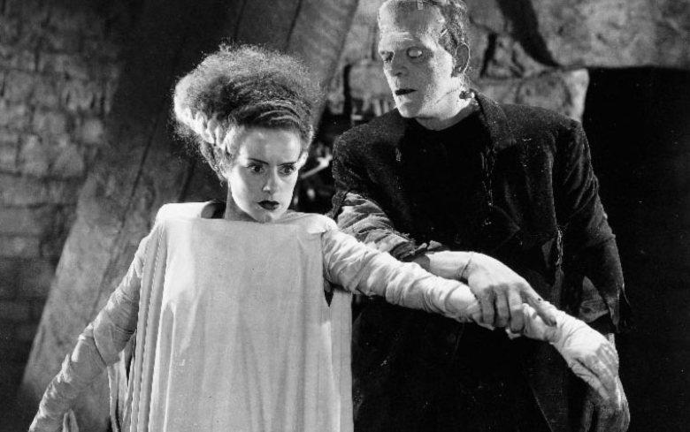 La Sposa e il mostro di Frankenstein