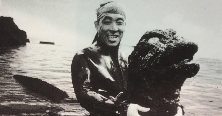 Attore Godzilla 54
