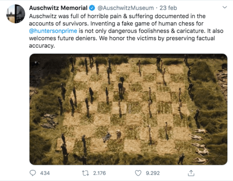 tweet-auschwitz-memorial-hunters
