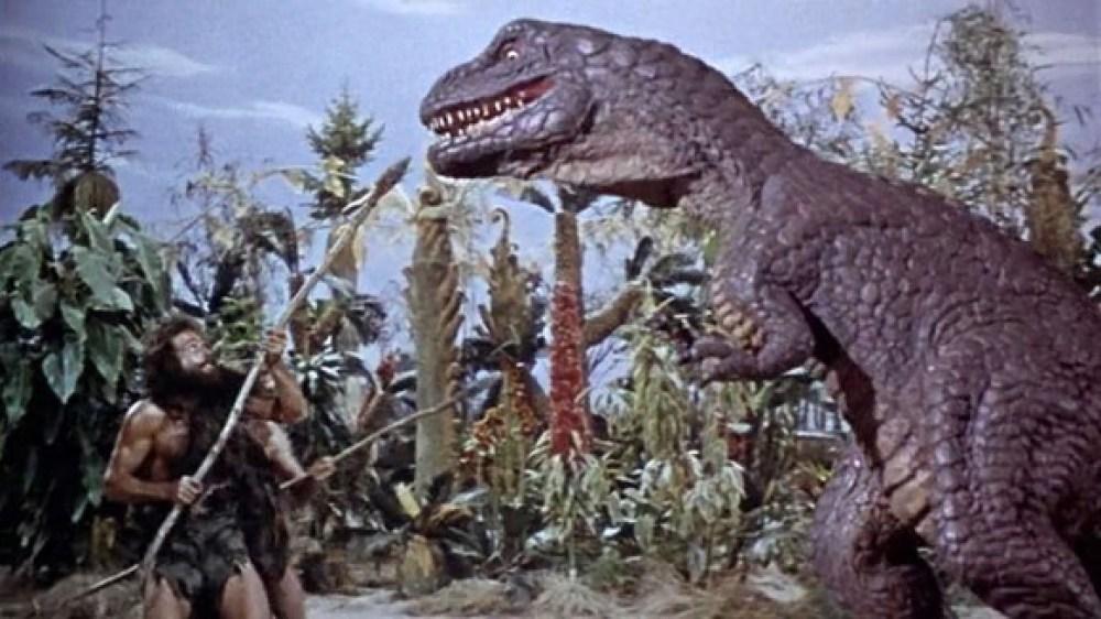 T-Rex in Un Milione Di Anni Fa