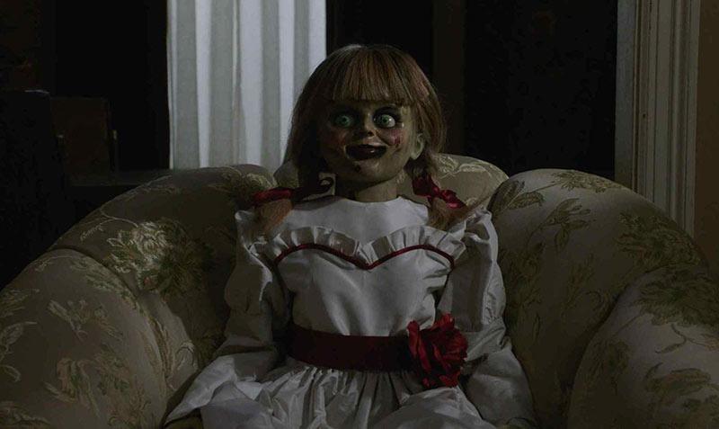 Annabelle bambola film