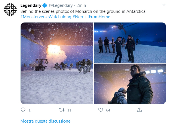 antartica backstage watchalong monsterverse