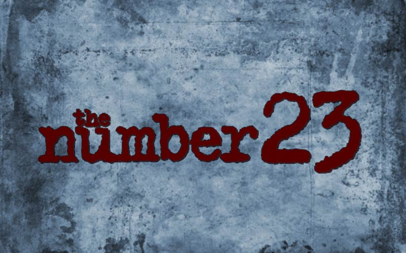 Numero 23 poster Monster Movie
