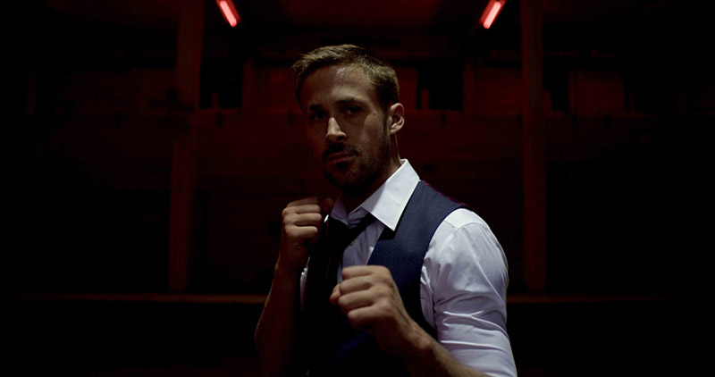 Ryan Gosling Wanna Fight