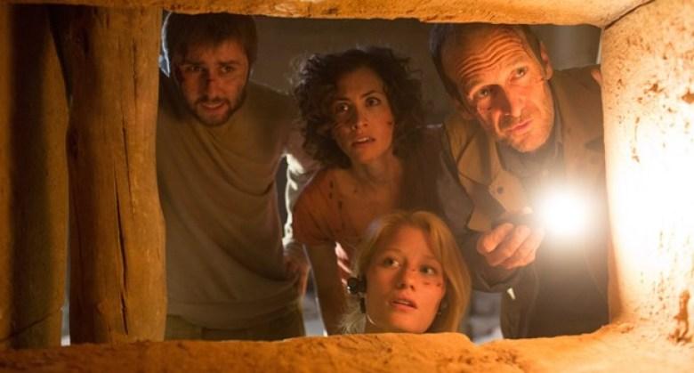 Protagonisti di The Pyramid