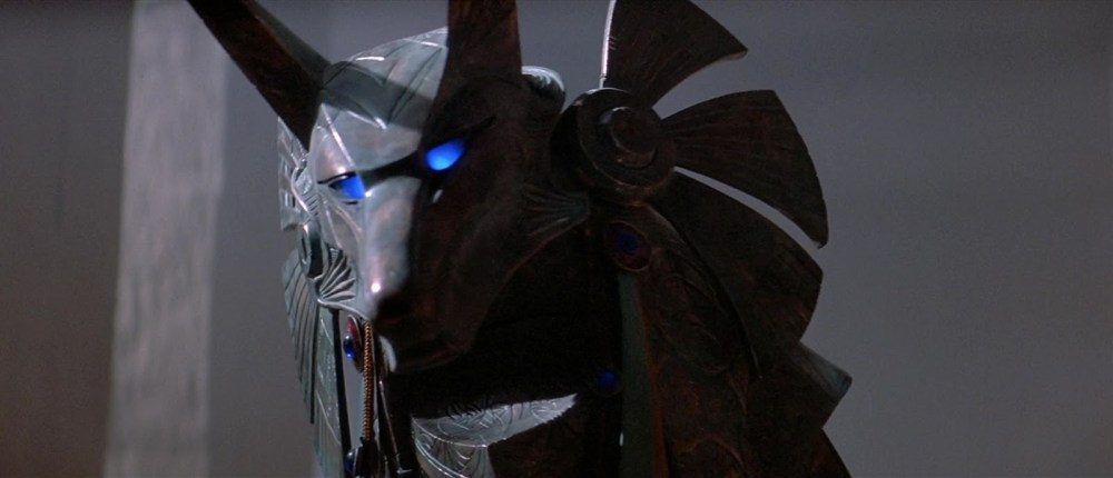 Anubi Stargate maschera