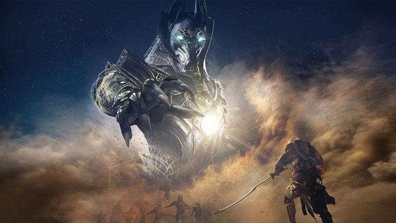 Anubi Assassin's Creed Origins dio boss