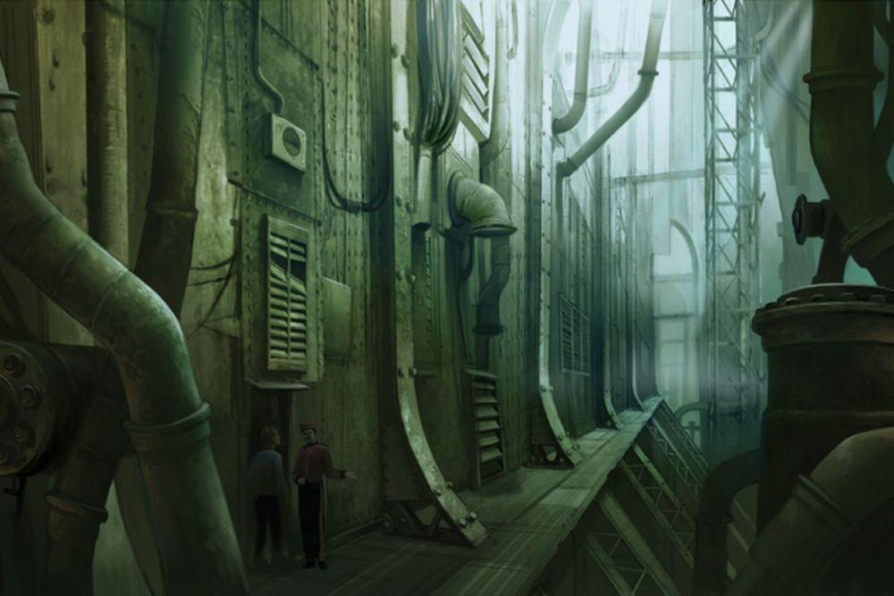 BioShock ambientazioni del film
