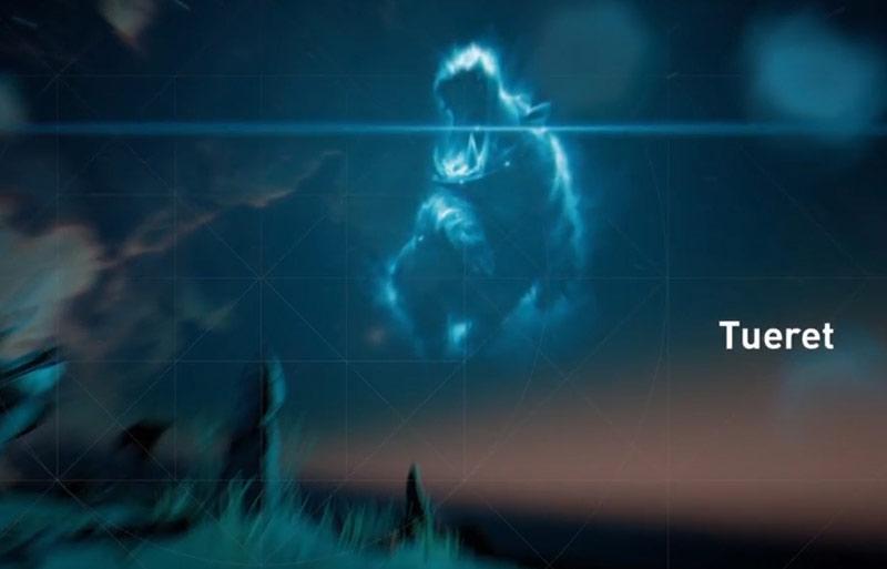 Tueret Assassin's Creed Origins