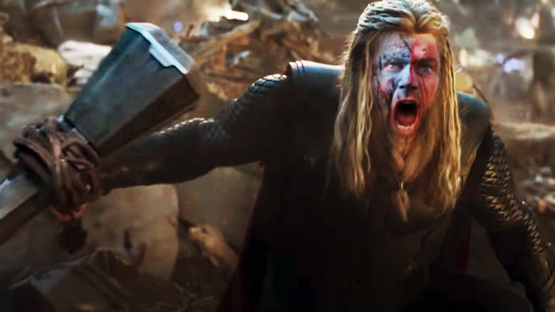 William Wallace Thor Endgame