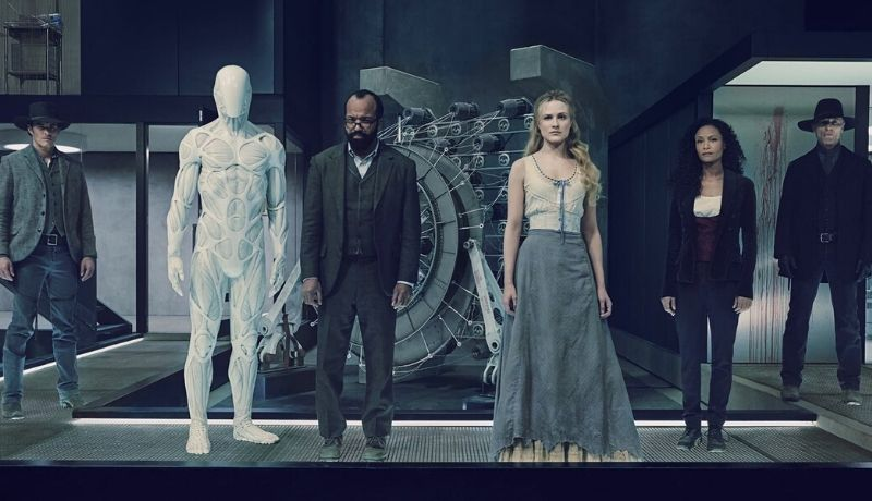 Cast di Westworld
