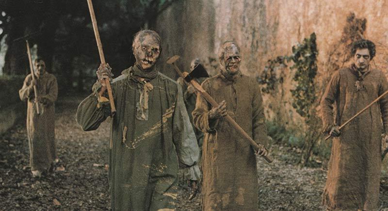 Zombie Etruschi Notti del Terrore