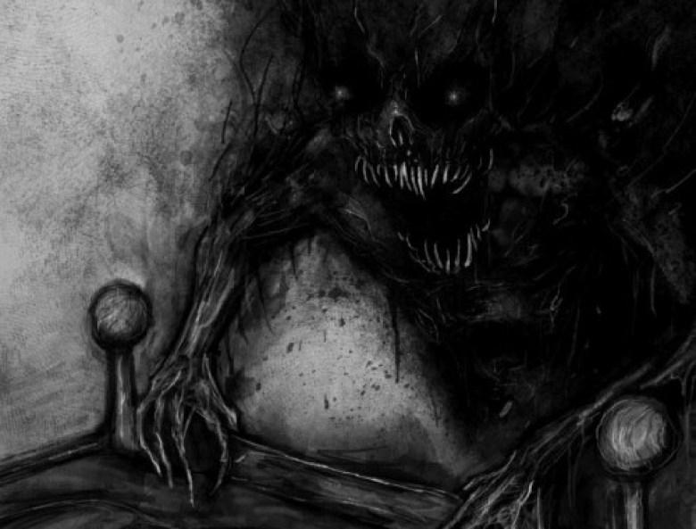 Malombra spirito Molise Monster Movie