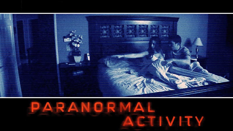 Paranormal Activity titolo del film