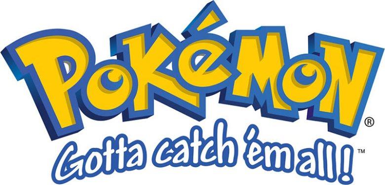 Pokémon franchise logo ufficiale