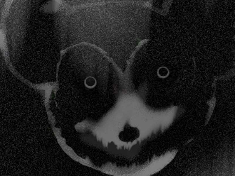 Suicide Mouse Topolino Horror