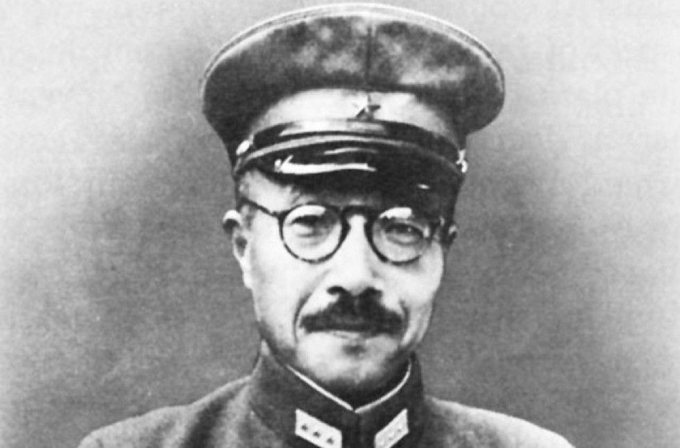 Shiro Ishii generale Unità 731