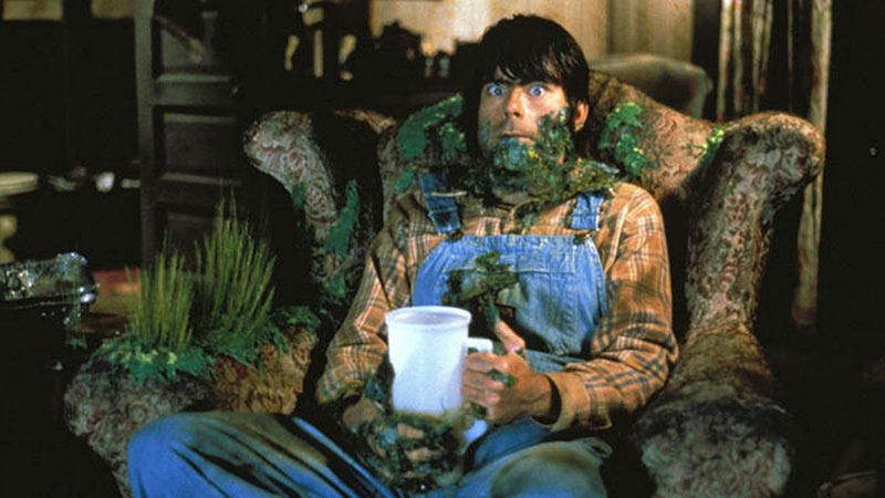 Creepshow Stephen King contadino