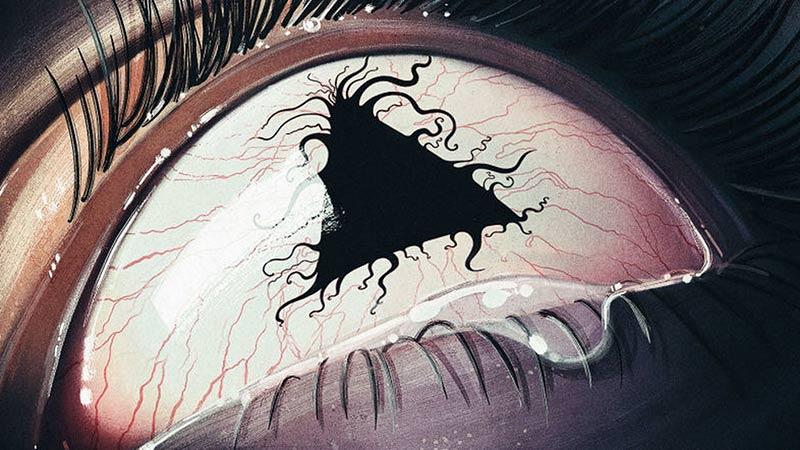 The Void film occhio