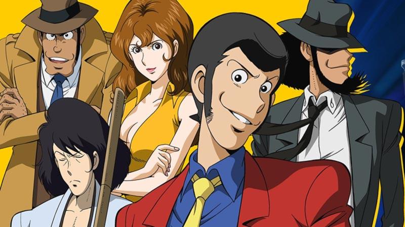 Personaggi anime di Lupin III