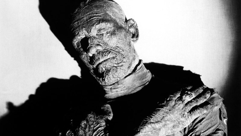 Boris Karloff La mummia