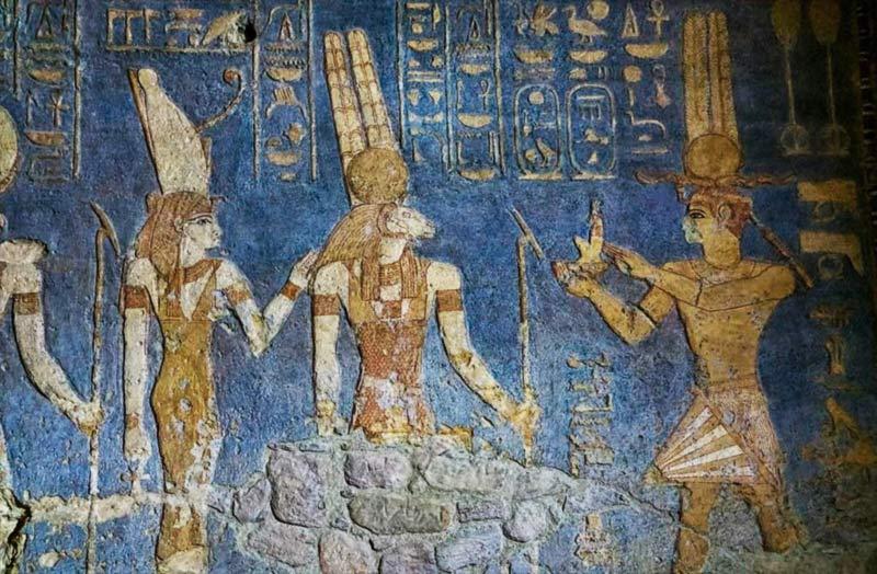Mut Amon Ra matrimonio