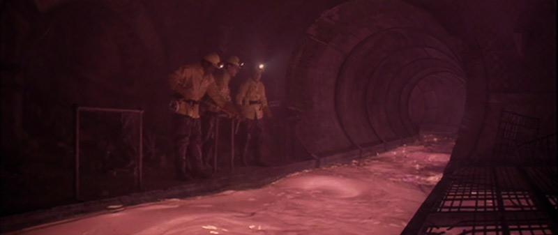 Ghostbusters 2 sotterranei