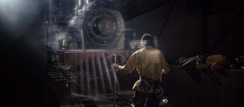 Ghostbusters 2 treno fantasma