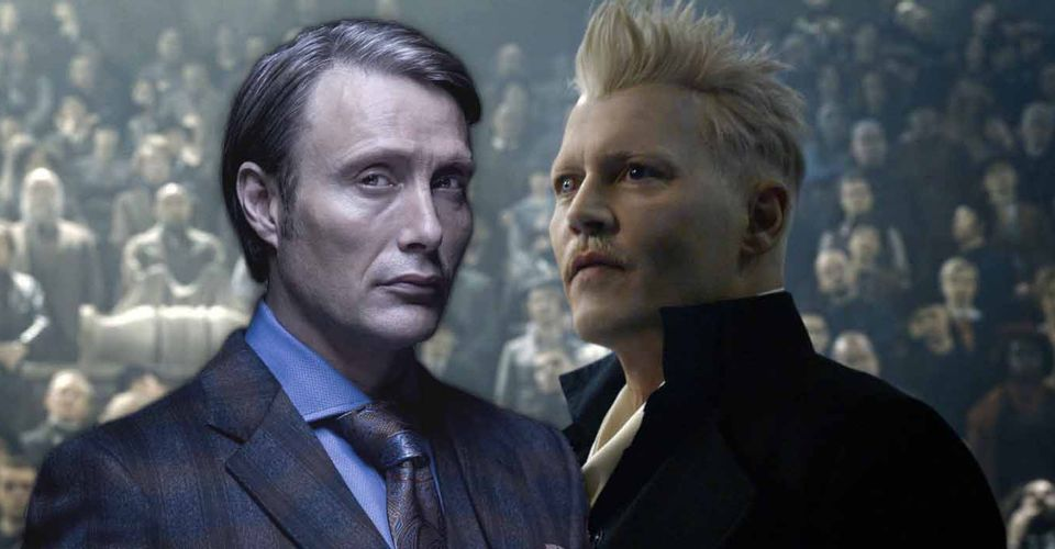 Mikkelsen e Depp a confronto