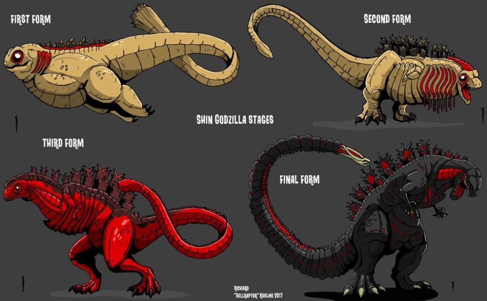 Stadi Godzilla Resurgence