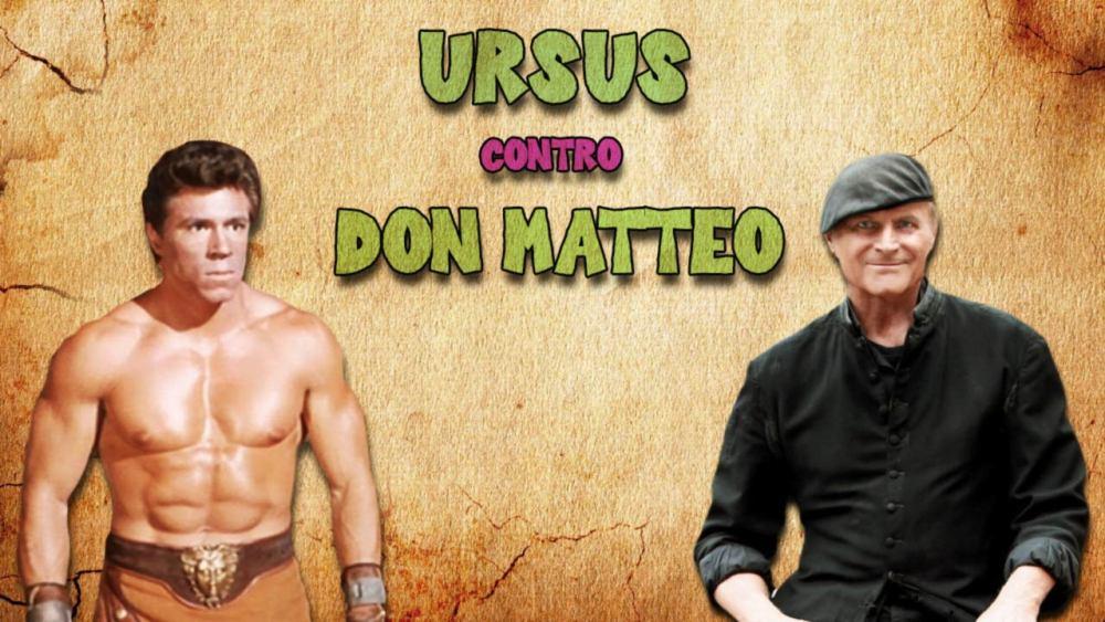 Ursus contro Don Matteo Peplum