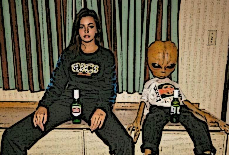 Piaceri lardosi alieno ubriaco portoghese