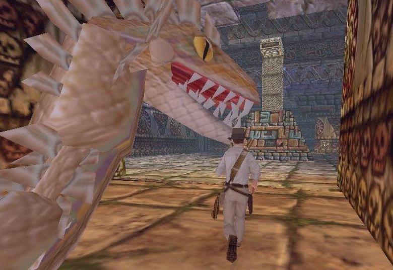 Indiana Jones e la macchina infernale videogame