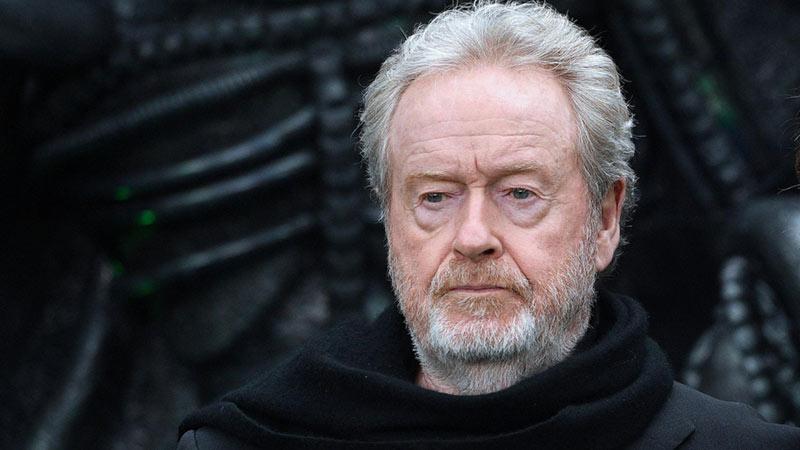Ridley Scott regista di Alien
