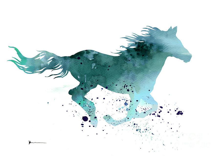Cavallo ombra artwork