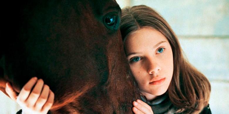 Pilgrim Scarlett Johansson Uomo che sussurrava ai cavalli