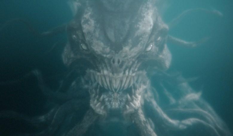 Behemoth underwater film con Kristen Stewart