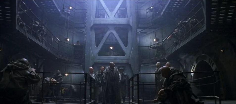 Alien 3 prigione Fury 161