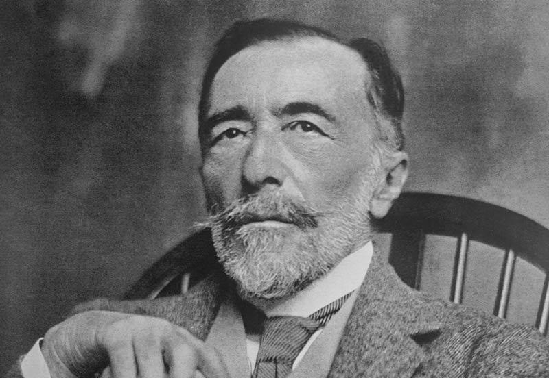 Joseph Conrad scrittore nostromo