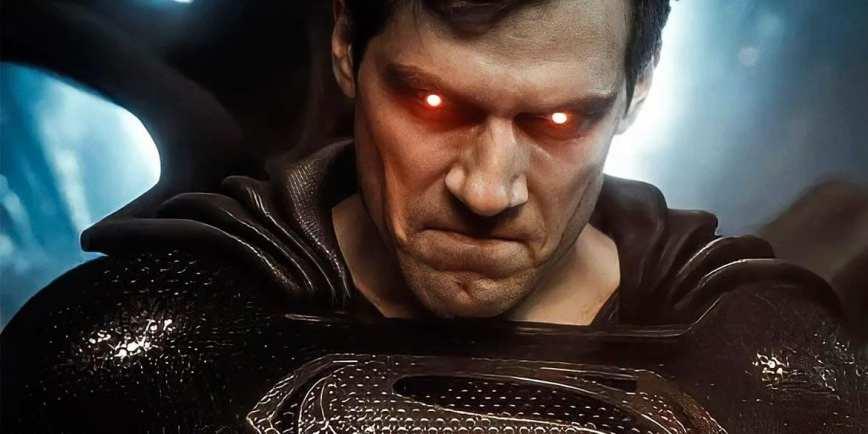 superman costume nero justice league