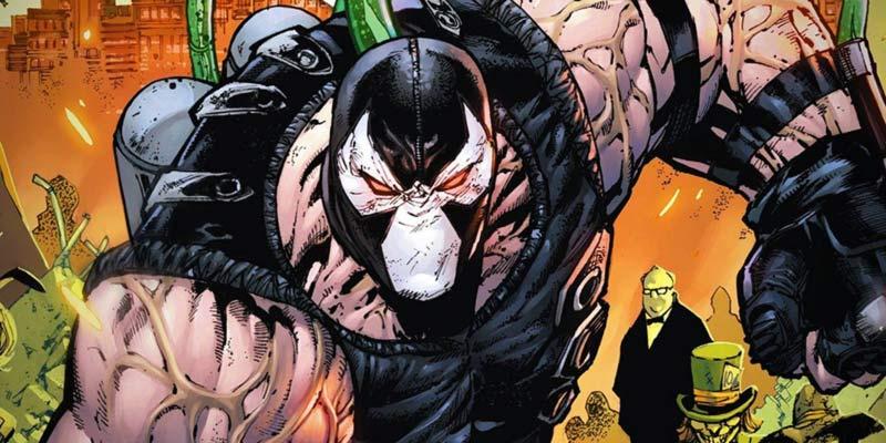 Bane fumetti DC
