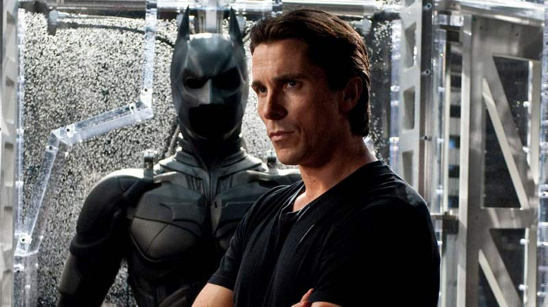 Batman armatura Christian Bale