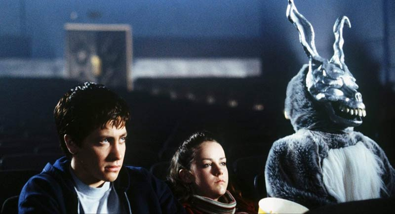 Scena cinema Donnie Darko