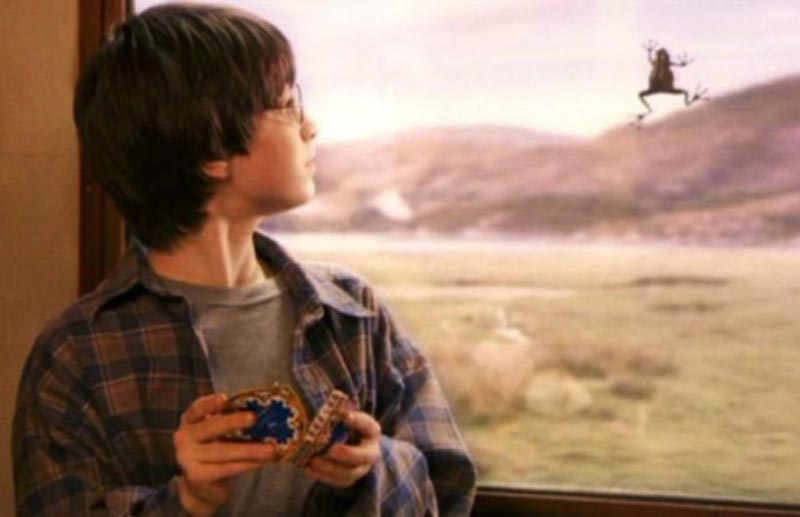 Harry Potter cioccorane