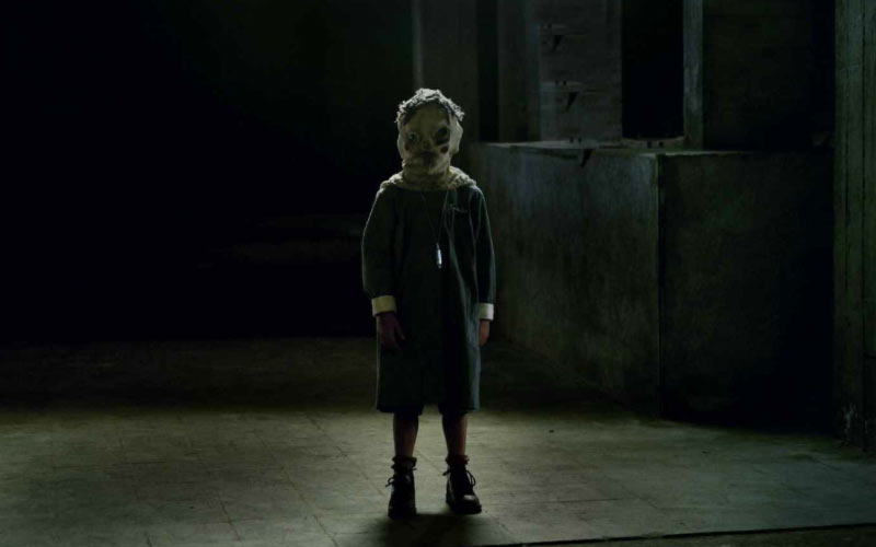 The Orphanage film horror