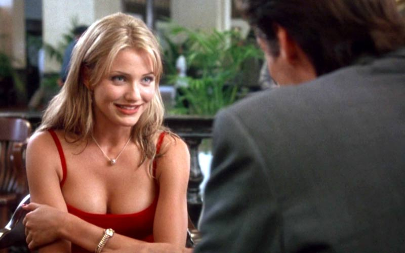 Cameron diaz attrice the mask
