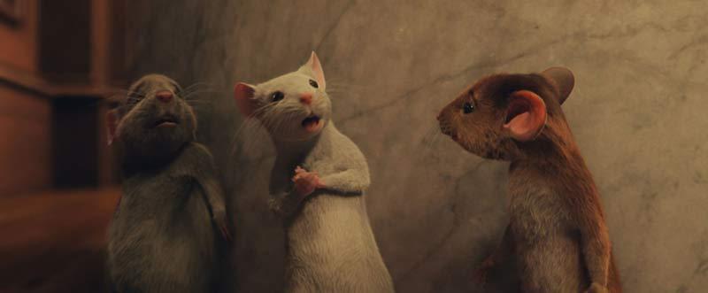 Streghe 2020 ragazzi topi