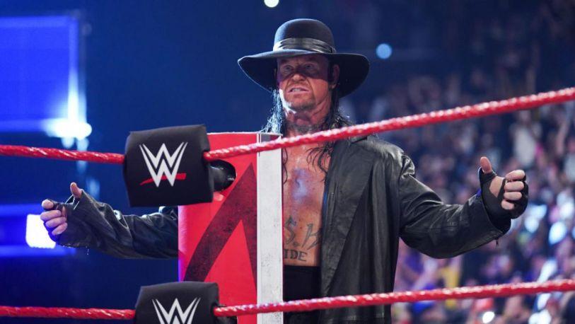 wrestler the undertaker becchino
